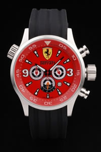 Fire Red Ferrari Watch original